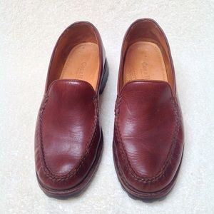 Cole Haan | Brown Slip On Country Loafer